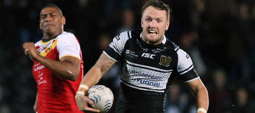 Video highlights: Catalan Dragons v Hull FC