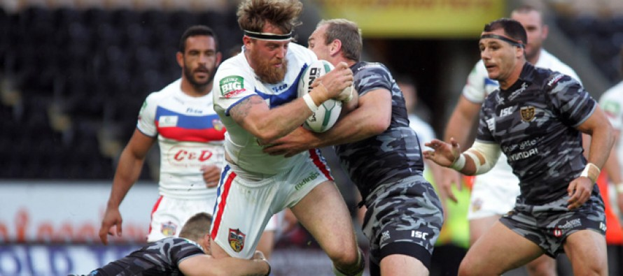 Match report: Hull FC 16-23 Wakefield T Wildcats