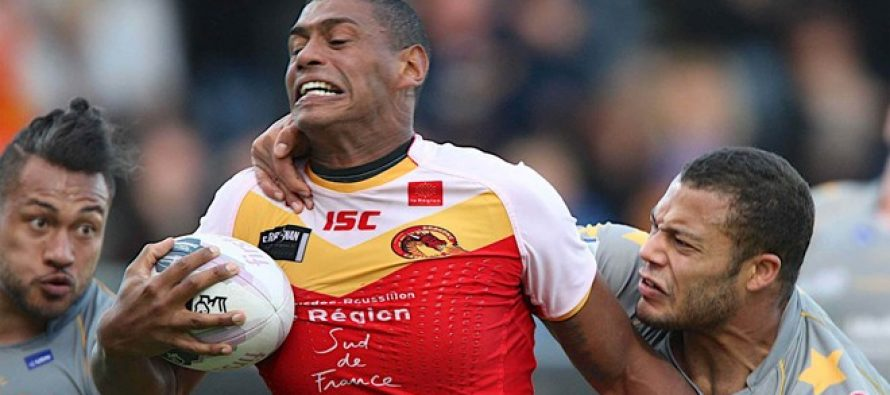 Video highlights: Catalan Dragons 37-24 Salford Red Devils