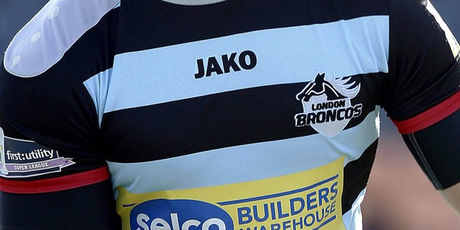 London Broncos sign Limoux prop