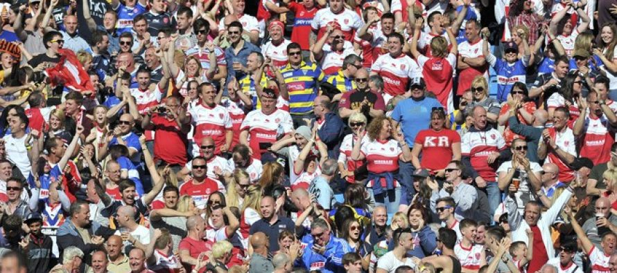 Magic Weekend Day One: Fanzone Photos