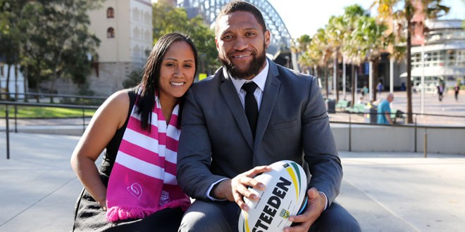 Vatuvei voted NRL's favourite son
