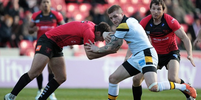 Salford's Devil of a drama over Sneyd