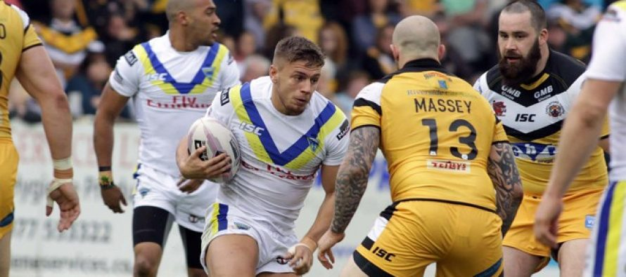 Match preview: Warrington Wolves v Castleford Tigers