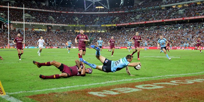 Six of the Best: State of Origin moments