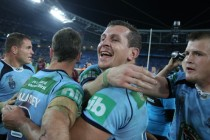 Greg Bird invites Mal Meninga to 'run at him' after Origin III
