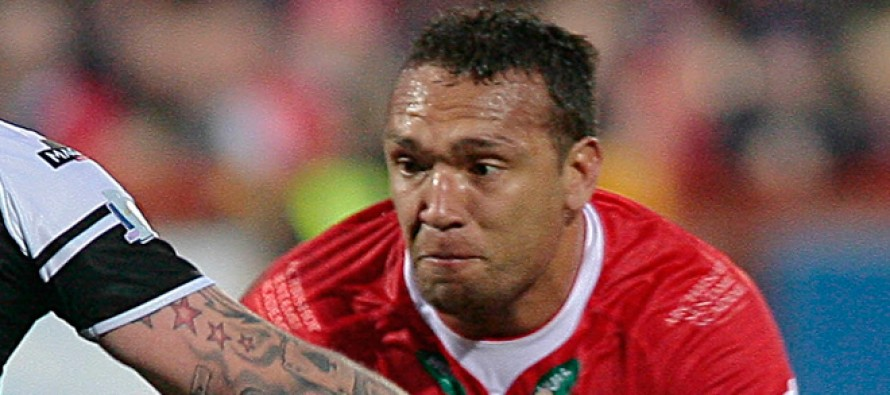 Four Super League players charged