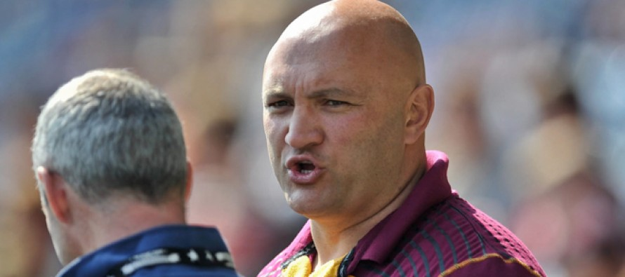 Huddersfield Giants lose Wood for season