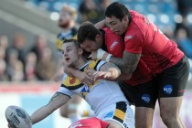 Richard Owen relishing new start at Wakefield