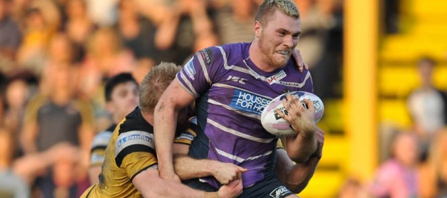 Wigan hang onto prop Scott Taylor… For now