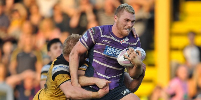 Scott Taylor still a Hull FC target, say reports