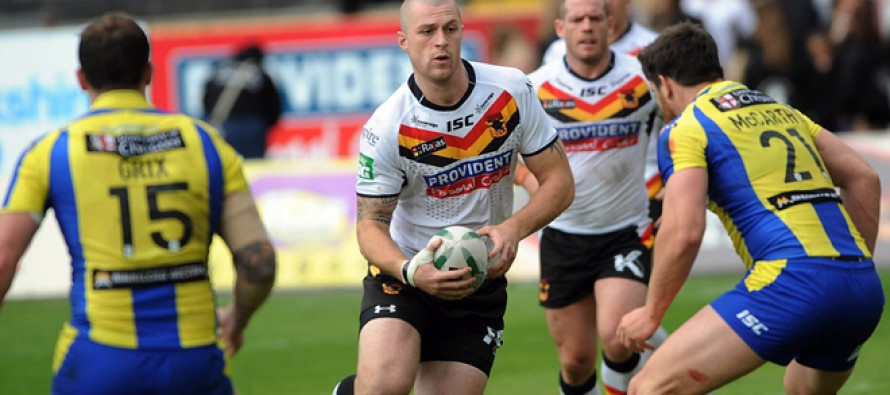 Video highlights: Bradford Bulls 34-28 Warrington Wolves