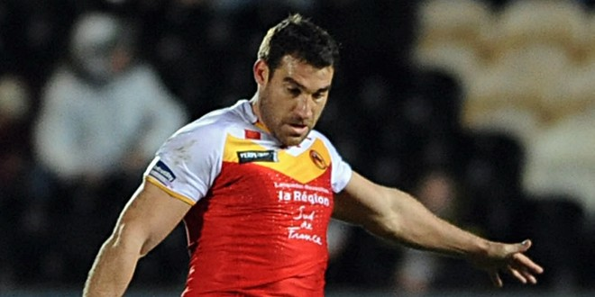 Bosc to stay at Catalan Dragons