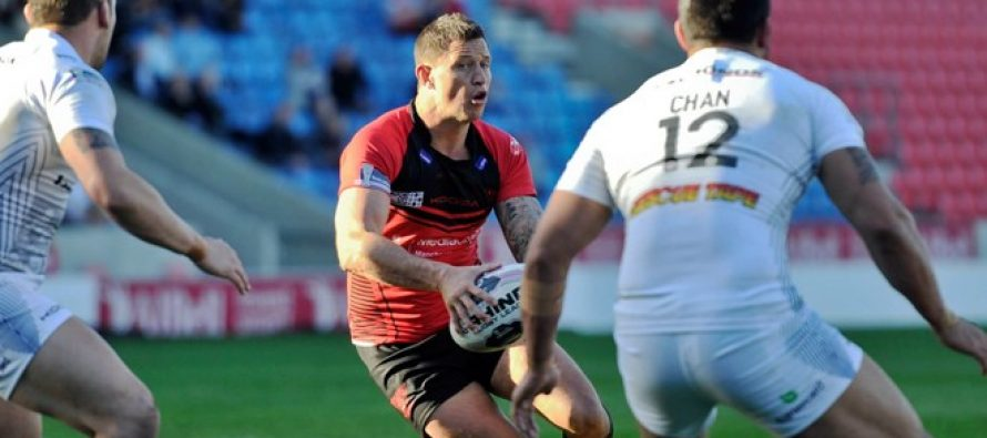 Tim Smith returns to Wakefield on loan
