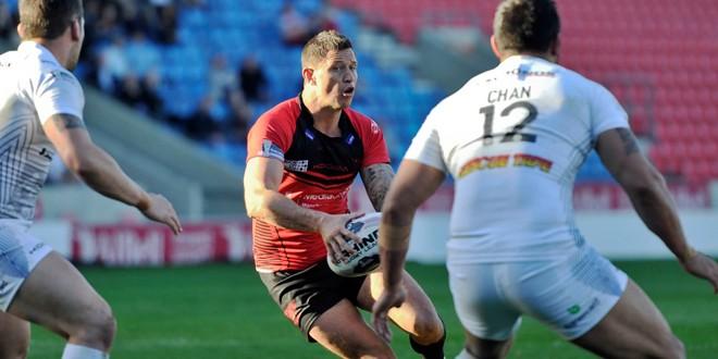 Tim Smith returns to Wakefield on loan