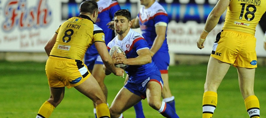 Video highlights: St Helens v Castleford Tigers