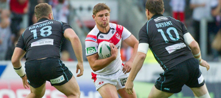 Video highlights: St Helens 48-18 London Broncos