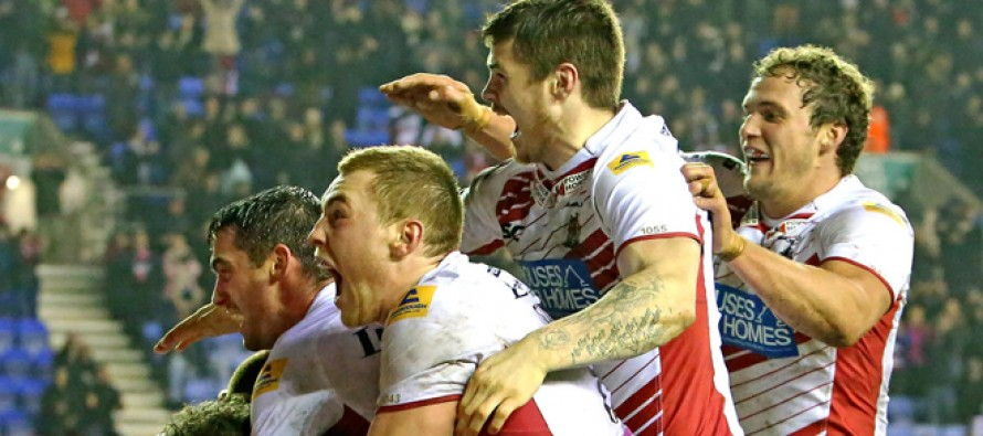 Video highlights: Huddersfield Giants v Wigan Warriors