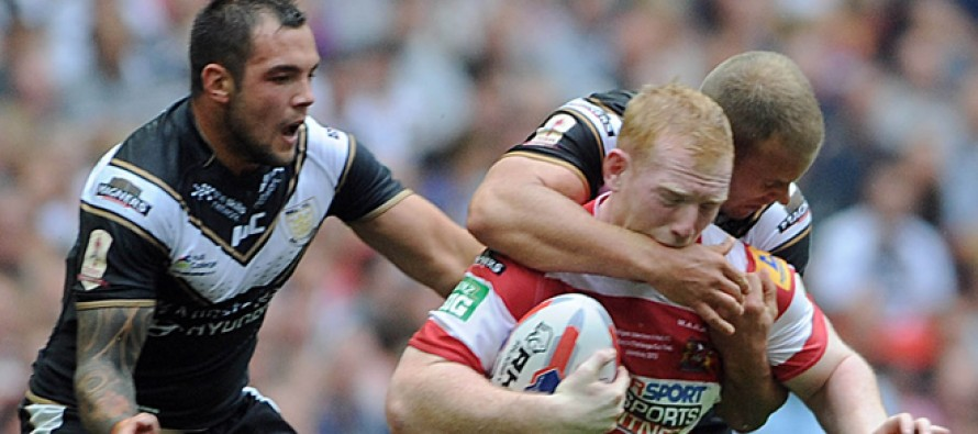 Video highlights: Hull FC 16-44 Wigan Warriors