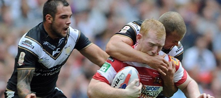 Match report: Hull FC 16-44 Wigan Warriors