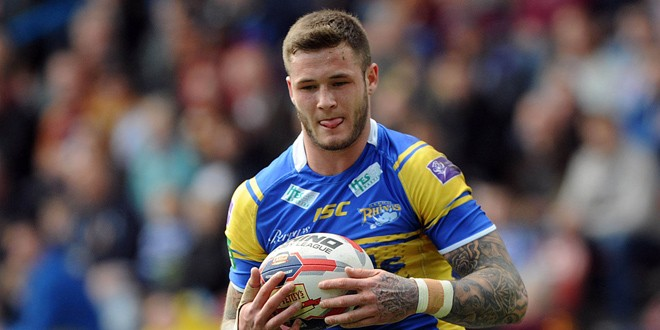 I thought England chance had gone, says Zak Hardaker