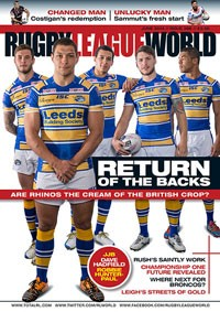 Rugby League World - June 2014 - Out Now