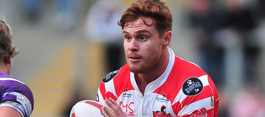 Leigh Centurions: Sarsfield pens new deal