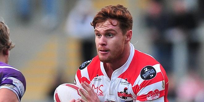 Leigh Centurions: Sarsfield pens new deal