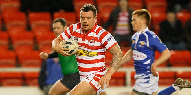 Penkywicz signs full-time deal at Leigh Centurions