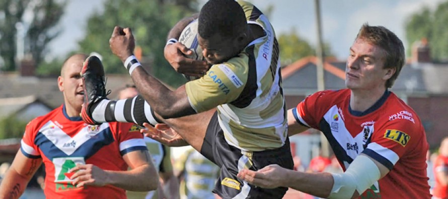 London Skolars: Smokie Junor on the mend