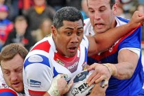 Ali Lauitiiti pens new deal at Wakefield Trinity Wildcats