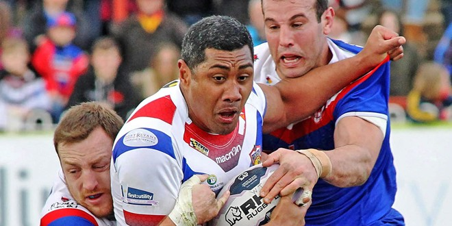 Wildcats: Lauitiiti likely to extend Wakefield stay