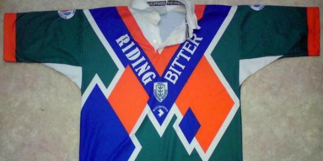 Six of the Best: Outrageous Rugby League kits