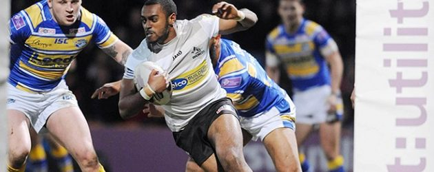 Bradford confirm signing of London Broncos trio