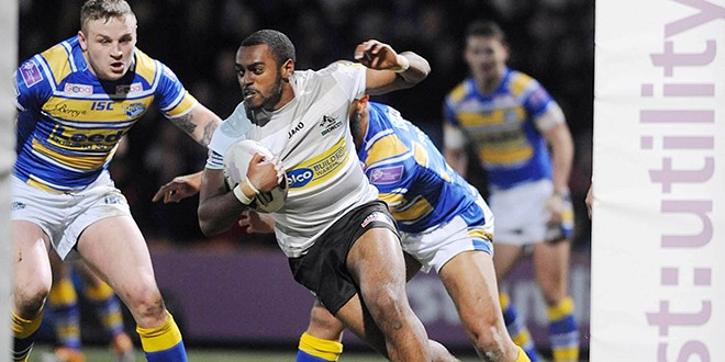 London Broncos tie down more youngsters