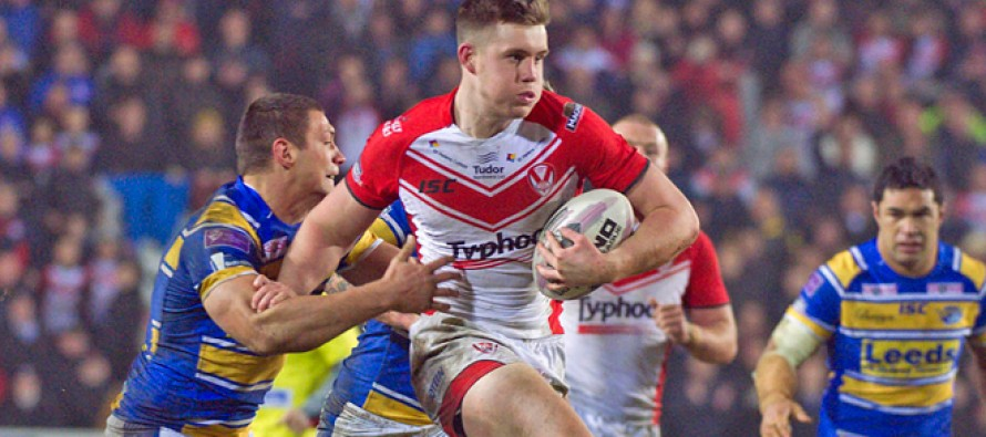 Promising Greenwood pens new Saints deal