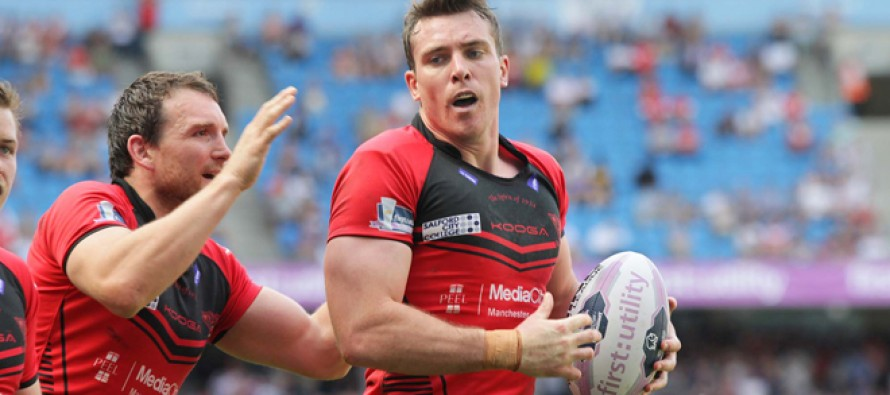 Interview: Salford Red Devils star Matty Ashurst