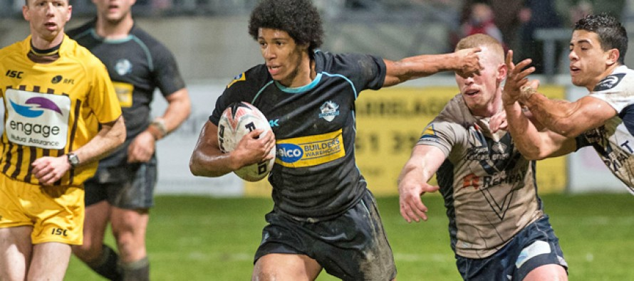 Oscar Thomas re-joins London Broncos