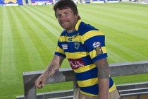 JJB meets Lee Briers