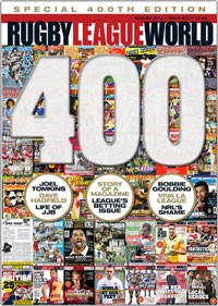 Rugby League World, Issue 400