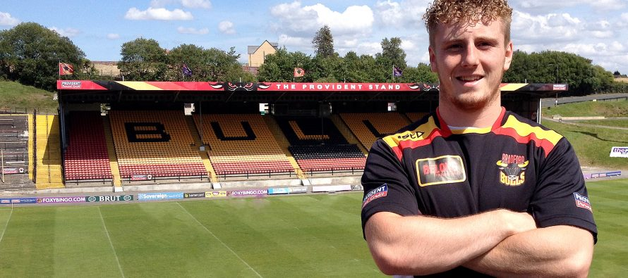 Bradford Bulls re-sign Adam O'Brien