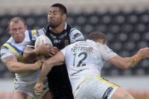 Hull FC prop Paea wants to end Rovers' season
