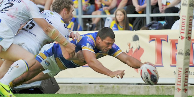 Challenge Cup video highlights: Leeds Rhinos v Warrington Wolves