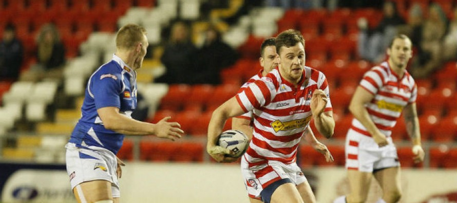 Leigh sign Wigan Warriors' Hopkins on loan for 2015