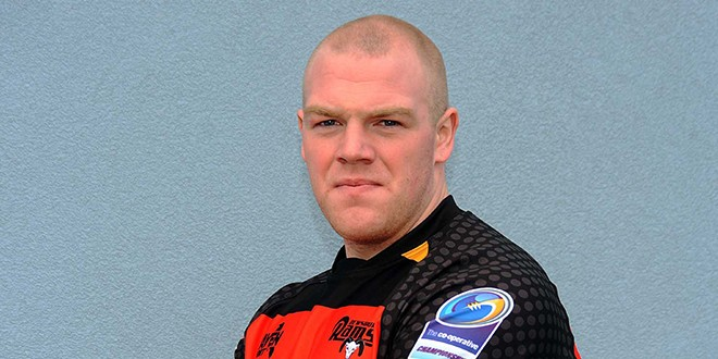 Tigers sign Featherstone prop Steve Crossley