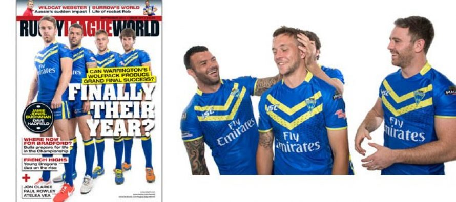 Rugby League World: Year of the Wolves?