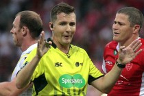 Thaler to referee Challenge Cup Final