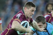 Kangaroos and Maroons winger Brent Tate retires aged 32