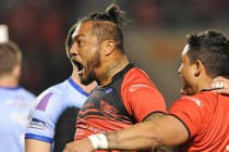 Sa'u: Competition strong at Salford