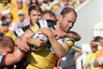 Castleford & Featherstone name squads for festive clash